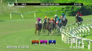 Vidéo de la course PMU PREMIO BABY MELODY 2006