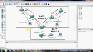 ospf summary route