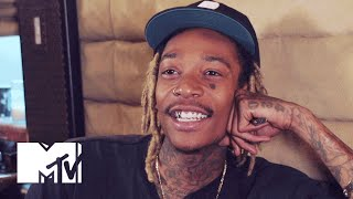 "Wiz Khalifa Tries His Hand At Our Spelling ""Z"" 