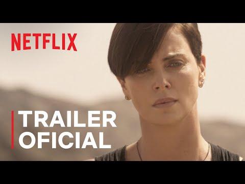 The Old Guard | Trailer da imortalidade | Netflix