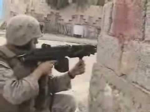 Iraq Raw Combat Footage Ramadi Al Anbar