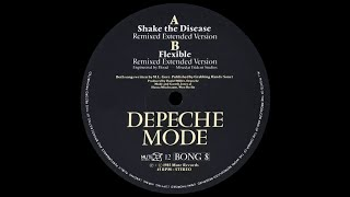 Depeche Mode Shake The Disease Remixed Extended