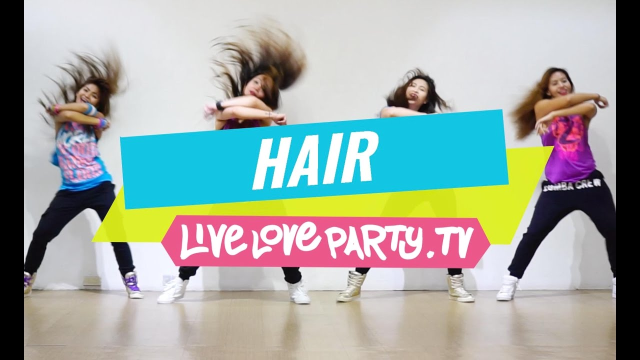 Hair | Zumba® | Live Love Party