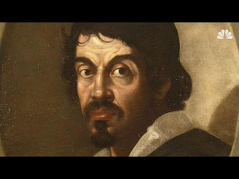 Two-dozen residents in one town claims master painter Caravaggio is their ancestor