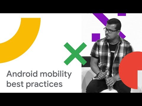 Mobility Customer Panel with Mike Burr (Cloud Next '18)
