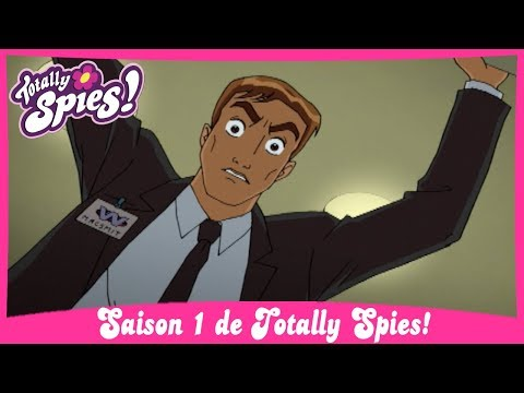 Épisode 3: Le nouveau Jerry | Totally Spies! Français