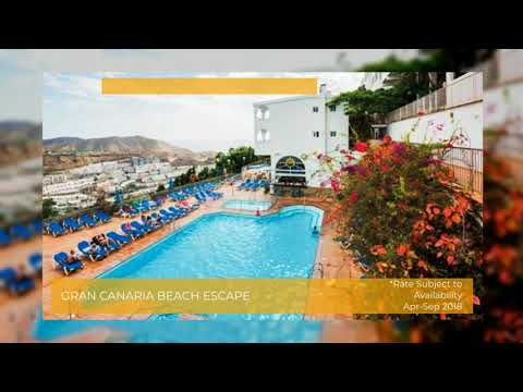 Gran Canaria Beach Escape | All Inclusive Holiday Deal | Starts From  £249 pp