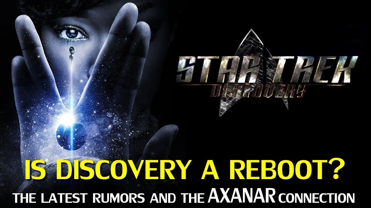 """How Does 'Star Trek: Discovery' Connect To The Other Series? Set Phasers To """"Nostalgia"""""""