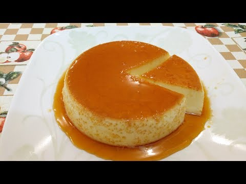 Easy Caramel Pudding | Caramel Pudding Without Oven | Flan | Creme Caramel | Mother's Own Kitchen