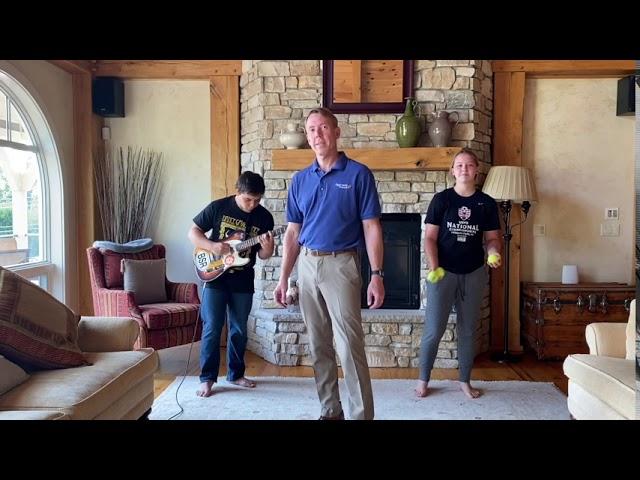 OP's Got Talent 2020 - President & CEO Bill Schultz