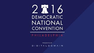 Coverage of the 2016 Democratic National Convention Live Stream