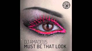 DJ Amadeus - Must Be That Look (Tiger Records)