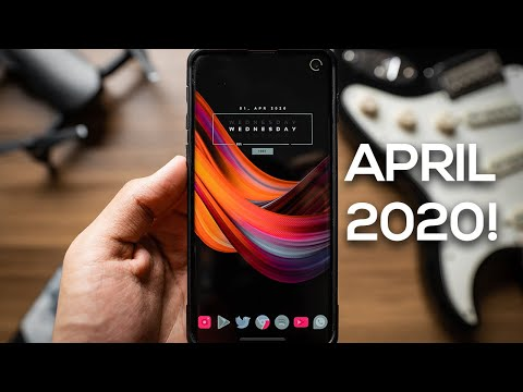 10 MUST HAVE Android APPS For April 2020!