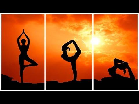 "MORNING YOGA MEDITATION ""Morning Glory"" - Stress Relief, Feel Good Brainwave Music"