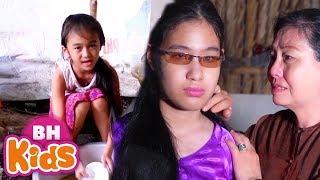 Chị em mồ côi hát rong CHỊ HAI khiến triệu người khóc nức nở - Khuya sớm Chị Hai tảo tần