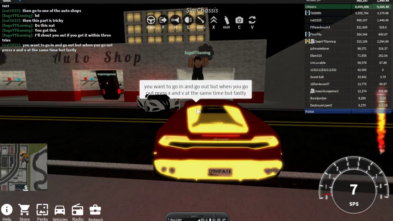 vehicle simulator how to get money fast