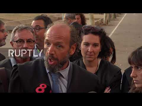 Spain: 'Europe, help us!' - Catalan lawyers draft formal complaint against Spanish govt.