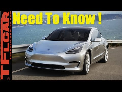 Watch These Top 5 Need To Know Facts Before Buying a Tesla Model 3