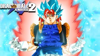 ssj4 gogeta and ssgss vegito fusion gogito the ultimate fusion god dragon ball xenoverse 2 mods
