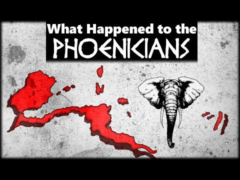 What on Earth Happened to the Phoenicians?