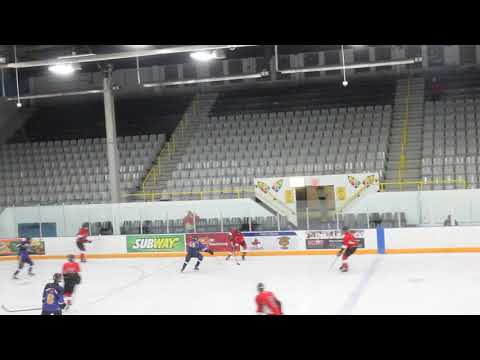 Halifax Hawks scores in first two powerplays