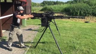 KPV 14.5 Heavy Machine Gun