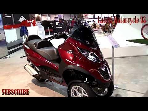 2017-2018 Piaggio MP3 Business 300 New Diesel