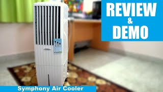 Symphony Air Cooler - Diet 22i - Review & Demo
