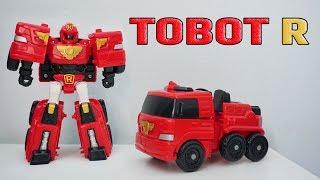 Transformasi mini Tobot R Young Toys, dari mobil ke Robot dan dari robot ke mobil
