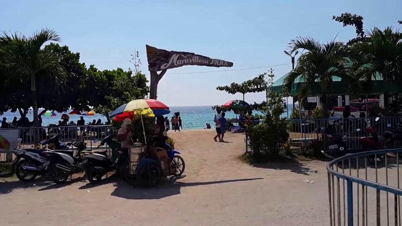 Maravilla Beach Resort High Tide Tabuelan 2017 Much More Fun In Cebu Philippines
