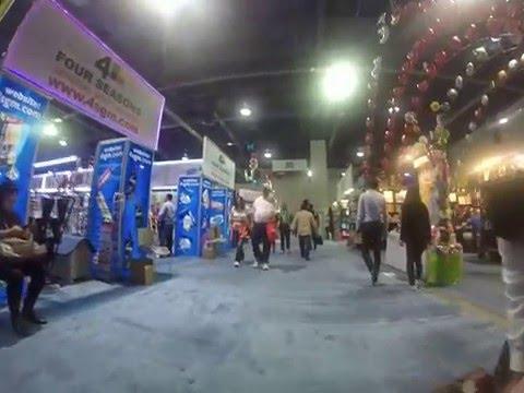 ASD Las Vegas Show 2016 Walk Through FPV