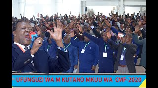 #CMF#UFUNGUZI RASMI WA MKUTANO MKUU WA CMF 2020
