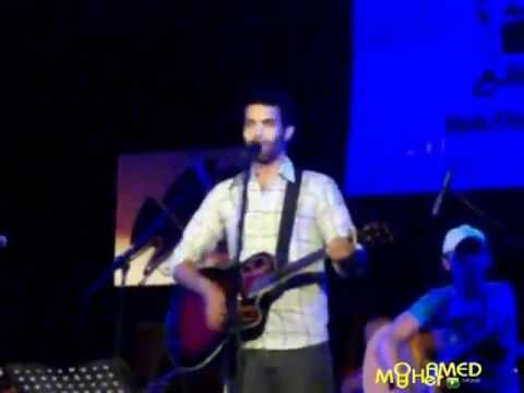 wade3 farfesh tohamy song from mado acoustic project -with sodfa band-