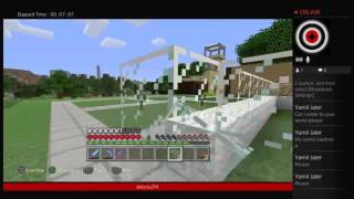 Minecraft  EP 21 PS4 be FRRE to join