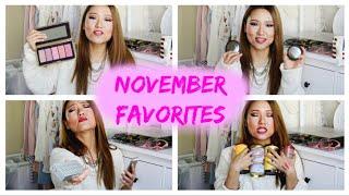 November Favorites 2014!! Thumbnail