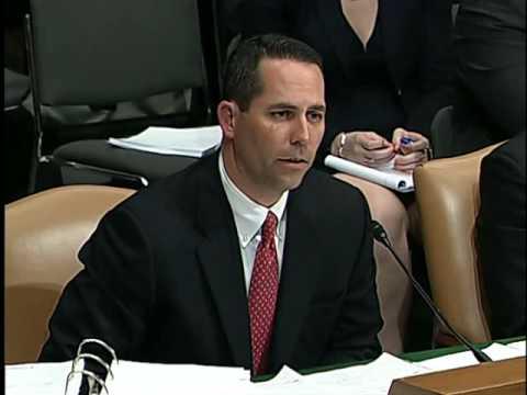 Senator Ensign Questions Goldman Sachs Executives