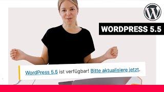 WordPress 5.5 ist da - Was ist neu?