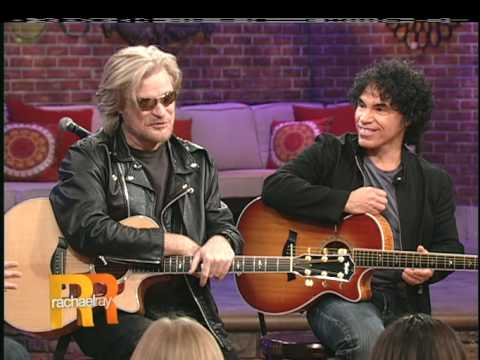 Hall & Oates (Live on Rachael Ray 11-9-09); Pt. 1