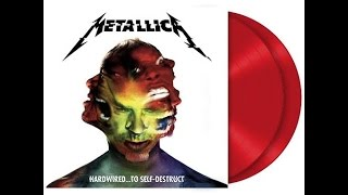 Metallica - Hardwired... To Self Destruct (2 Red Vinyl RSD - Live Unboxing)