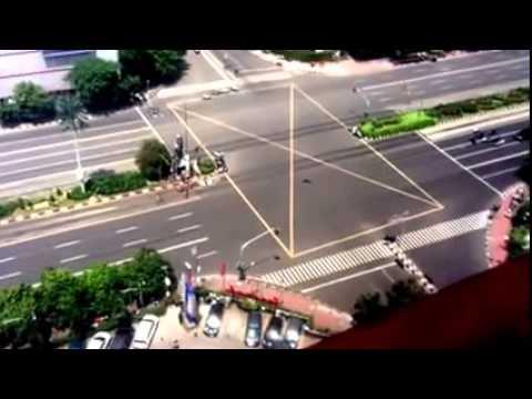 Video Amatir Teror BOM Sarinah Jakarta