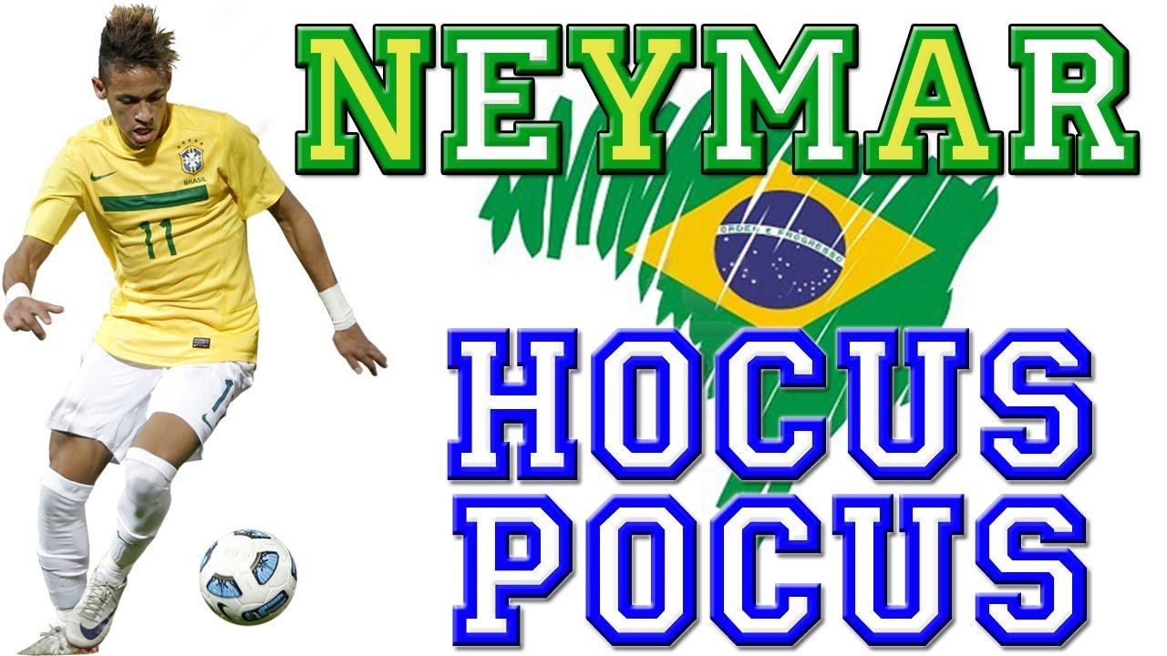how to do the hocus pocus soccer trick