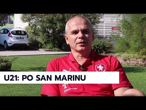 Lvíčata vezou díky druhé půli výhru ze San Marinu
