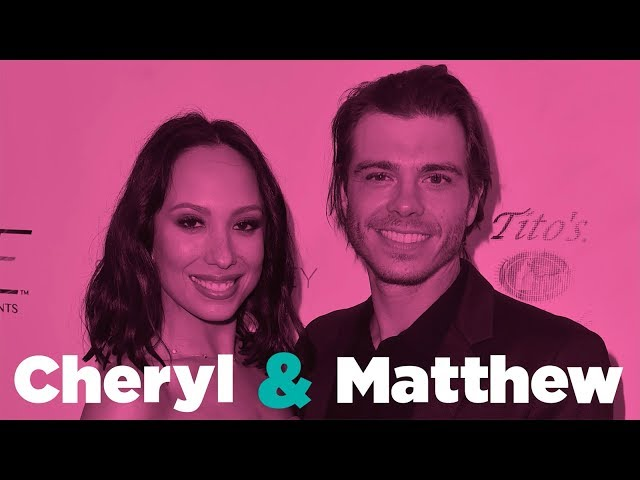 DWTS star Cheryl Burke and Matthew Lawrence on how they met