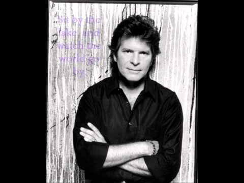 John fogerty - Rock and roll girls (with lyrics)