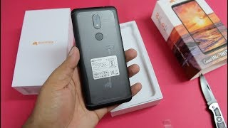 Micromax Canvas Infinity Pro Unboxing, hands on, Camera, Features | Oppo & Vivo Killer?