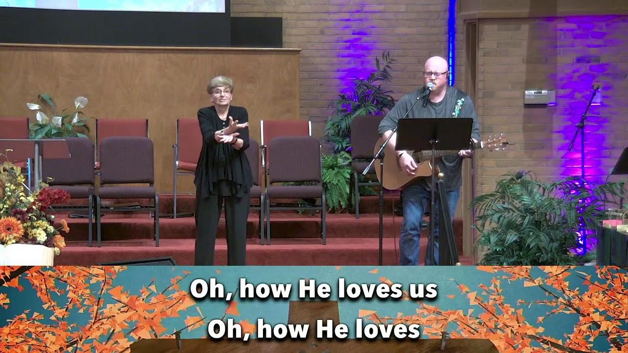 OGBC Midweek Prayer & Praise (September 22, 2021)