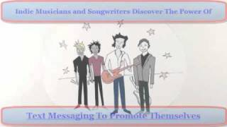 SMS Messaging - Promote Indie Music With SMS Messaging
