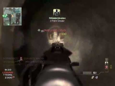 Mw3 Ak-47 kill feed