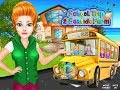 Fun Game for Children| Enjoy Happiness Of Summer Holidays| School Trip Game Mania Part 1