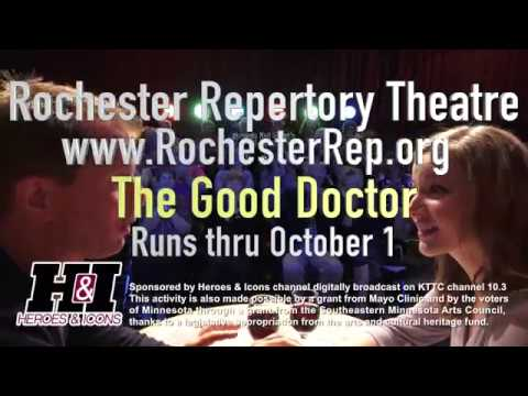 The Rochester Repertory Theatre Welcomes you!